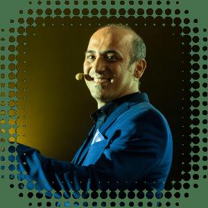 Speaker - Javid Niazi-Hoffmann